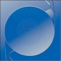 Cataract multifocal implants